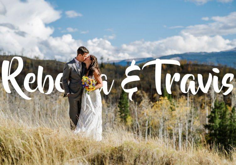 Jackson Hole Wedding Photograph at Shadow Mountain